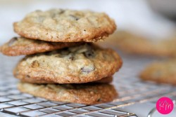 Martha Stewart Chocolate Chip Oatmeal Cookies