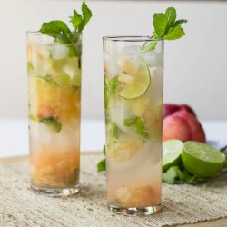 Nectarine Mojitos Recipe