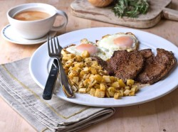 Steak and Eggs Recipe
