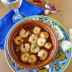 Sweet Shrimp Sizzle Recipe