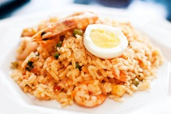 Arroz con Mariscos Peruvian Rice with Seafood Recipe