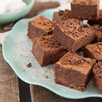 Brownies Raw Vegan Recipe