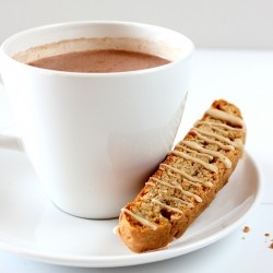 Cinnamon Maple Pecan Biscotti