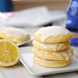 Diary and Fat Free Lemon Cookie Recipe