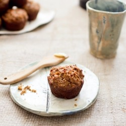 Everyday Carrot Muffins Recipe