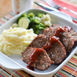 Grilled Barbecue Meatloaf Recipe