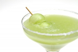 Honeydew Mezcal Margarita with Chipotle Syrup Recipe