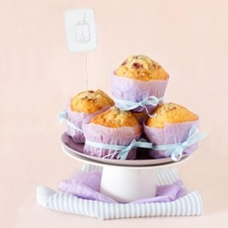 Jammy Muffins Recipe