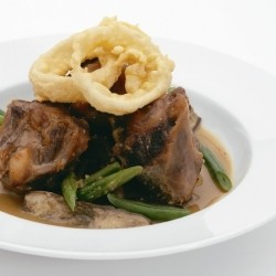 Oxtail in Peanut Sauce