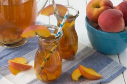 Peach Mango White Iced Tea Recipe
