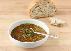Red Lentil Tomato Soup Recipe