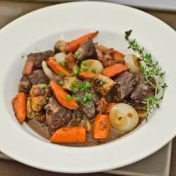 Red Wine Beef Stew Recipe