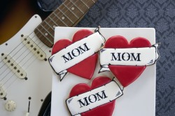 Rock n Roll Mom Tattoo Cookies Reicpe
