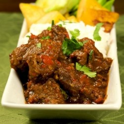 South American Beef Stew