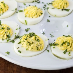 Tarragon Deviled Eggs Recipe