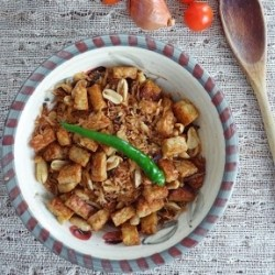 Tempeh and Toasted Coconut Recipe