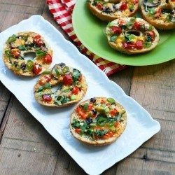 Bagel Pizzas Recipe