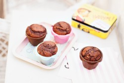 Banana Chocolate Muffins Recipe