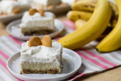 Banana Pudding Bars Recipe