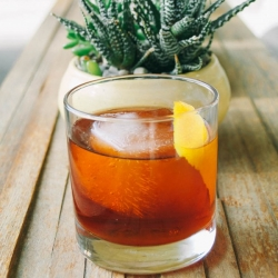 Barrel Aged Negroni Cocktail Recipe
