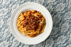 Bolognese Ragu with Wild Boar