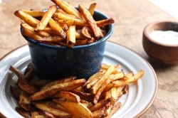 Crispy Oven Fries Recipe