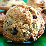 Gluten and Egg Free Chocolate Chip Cookies