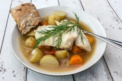 Greek Fish Stew Recipe