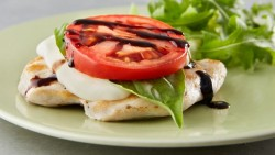 Grilled Caprese Chicken Recipe
