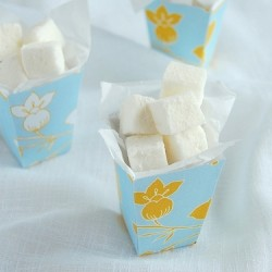 Orange Blossom Water Marshmallows