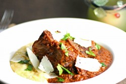 Short Rib and Cremini Ragu