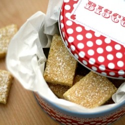 Shortbread Easy Recipe