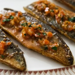 Spiced Mackerel Recipe