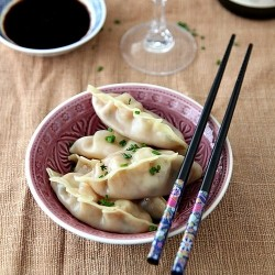 Steamed Prawns and Chive Dumplings and Wine Pairings