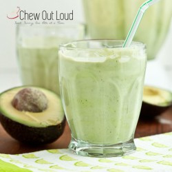 Avocado Coconut Smoothie Recipe