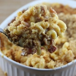 Bacon Mac and Cheese recipe