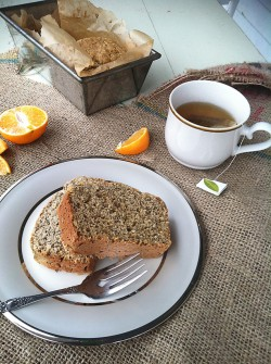 Caraway Seed Orange Cake Recipe