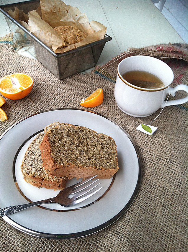 Lemon Caraway Seed Cake Recipe