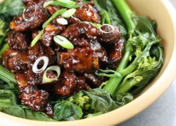 Chinese Braised Spare Ribs