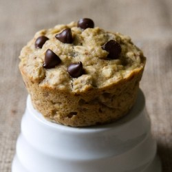 Chocolate Chip Banana Bread Muffins Recipe
