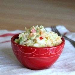 Classic KFC Coleslaw at Home Recipe