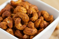 Curried Cashews Recipe