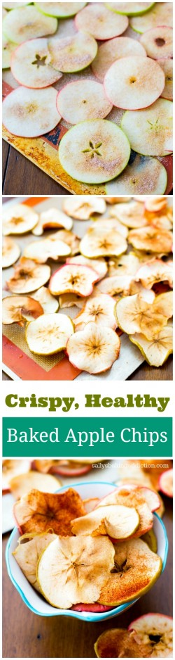 Easy Homemade Apple Chips Recipe