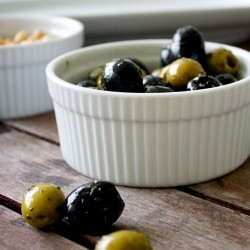 Garlic Herb Olives