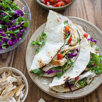 Healthy Chicken Breast Tacos Recipe