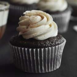 Irish Coffee Cupcakes Recipe
