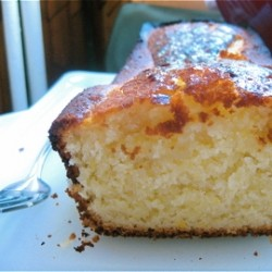 Lemon Loaf Cake with Lemon Syrup Recipe