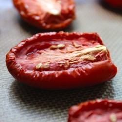 Oven Roasted Tomatoes Recipe
