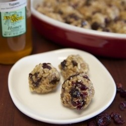 Quinoa Trail Mix Balls Recipe