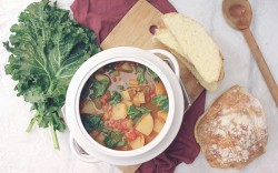 Rosemary Vegetable Soup Recipe